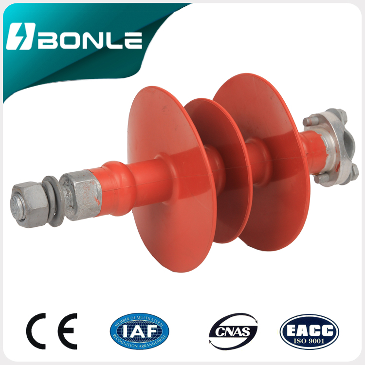 High voltage Pin type insulator compositeFXBW
