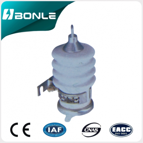 Porcelain lightning arrester 3kv