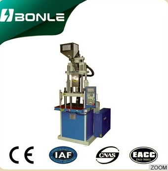 Vertical type plastic injection molding machine BONLE